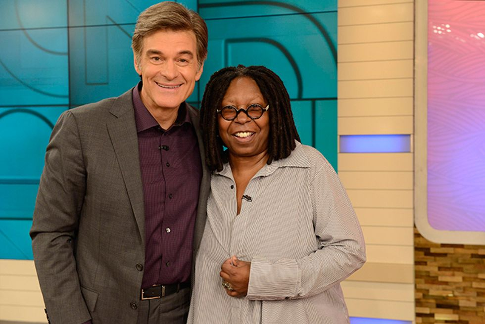 The Dr. Oz Show Kicks Off Sweeps With 'Make It Happen May'