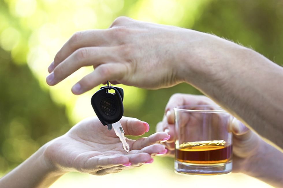 Poll: Would You Intervene to Stop a Drunk Driver?
