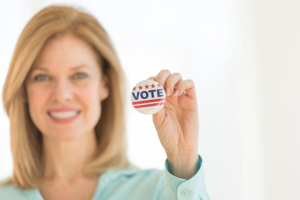 Print Out a Campaign Button