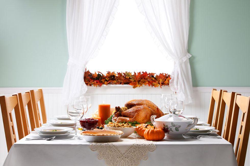 Thanksgiving Dinner, Hold the Guilt