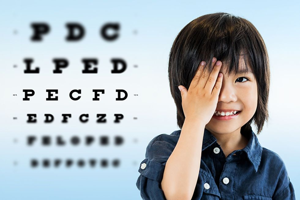 When (and Why) Should Your Child Get Vision Screenings?