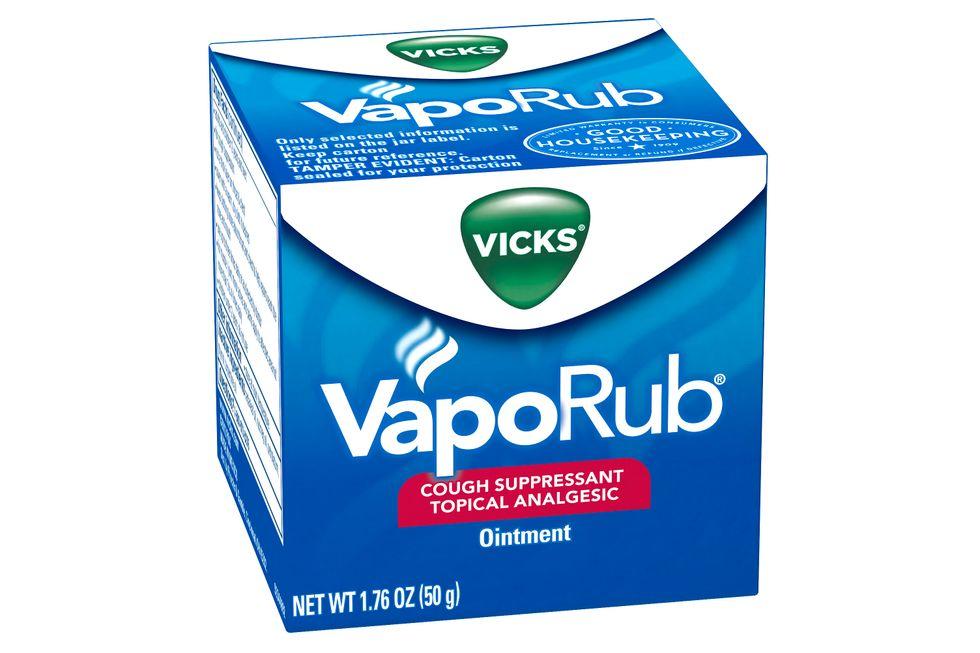 Vicks VapoRub Giveaway: Enter to Win