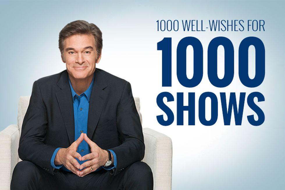 Celebrating 1,000 Episodes