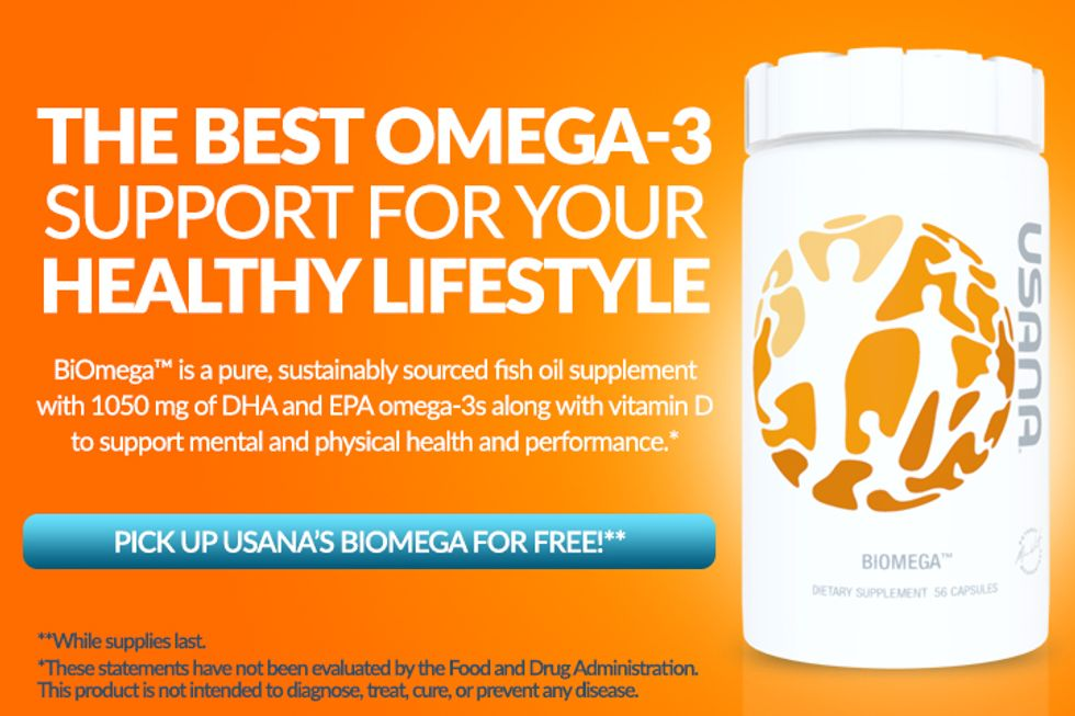 BiOmega August 2016 Sweepstakes: Enter for a Chance to Win!