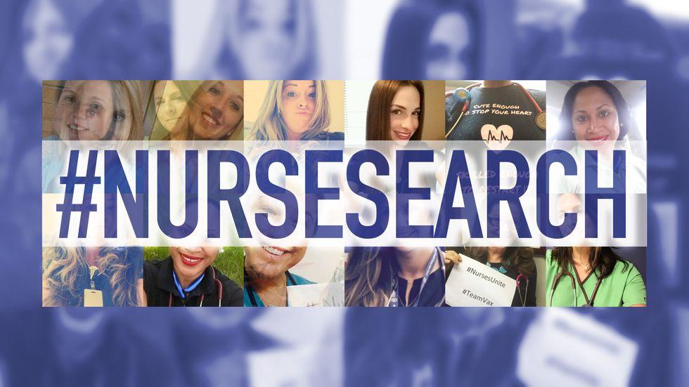 Nominate Your Favorite Nurse: #NurseSearch