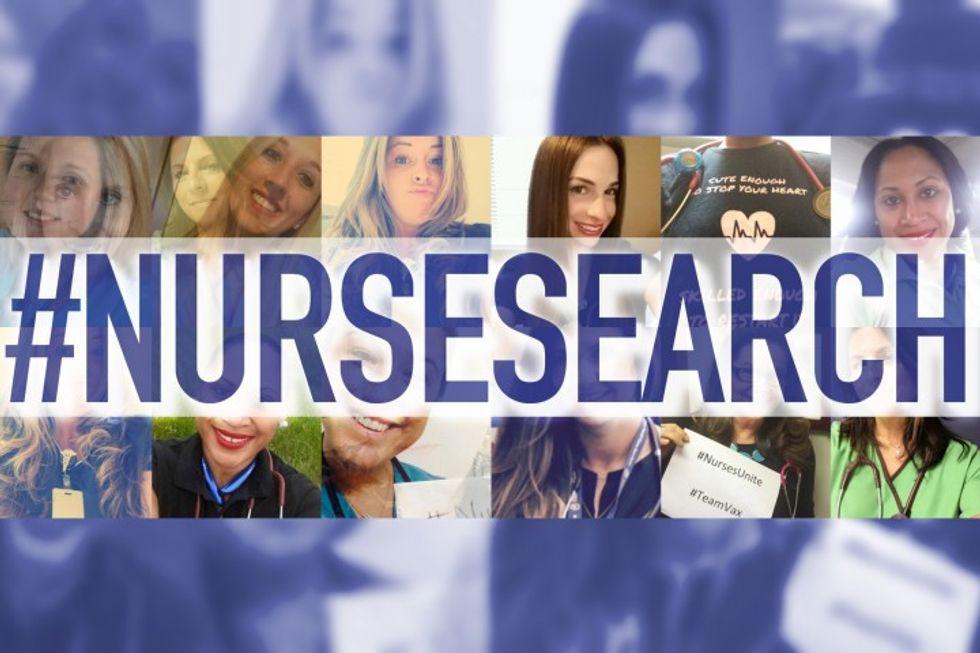 #NurseSearch: Pick Your Favorite