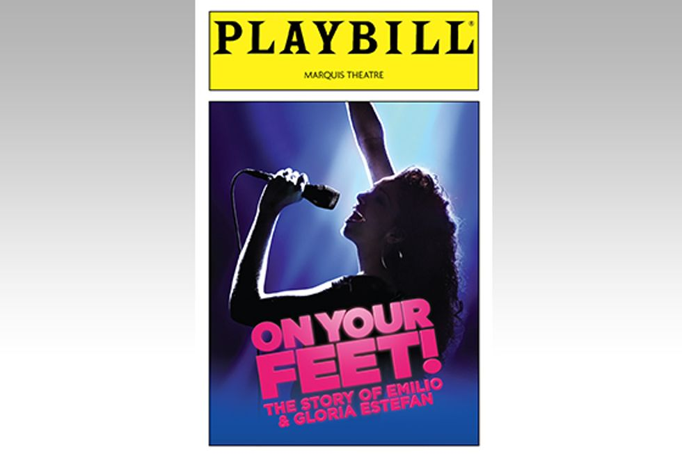 Enter for a Chance to Win a Pair of Tickets to See On Your Feet!