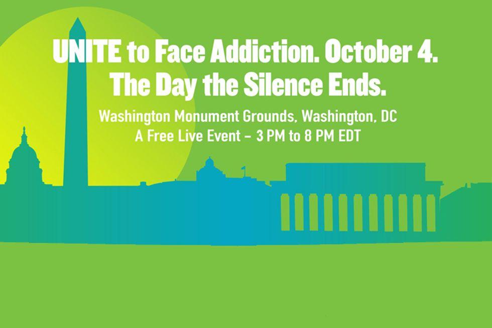 LIVE STREAM: Unite to Face Addiction