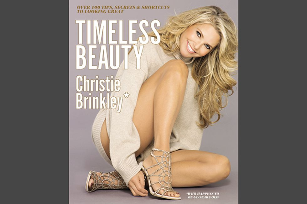 "Win a Copy of Christie Brinkley's ""Timeless Beauty"""