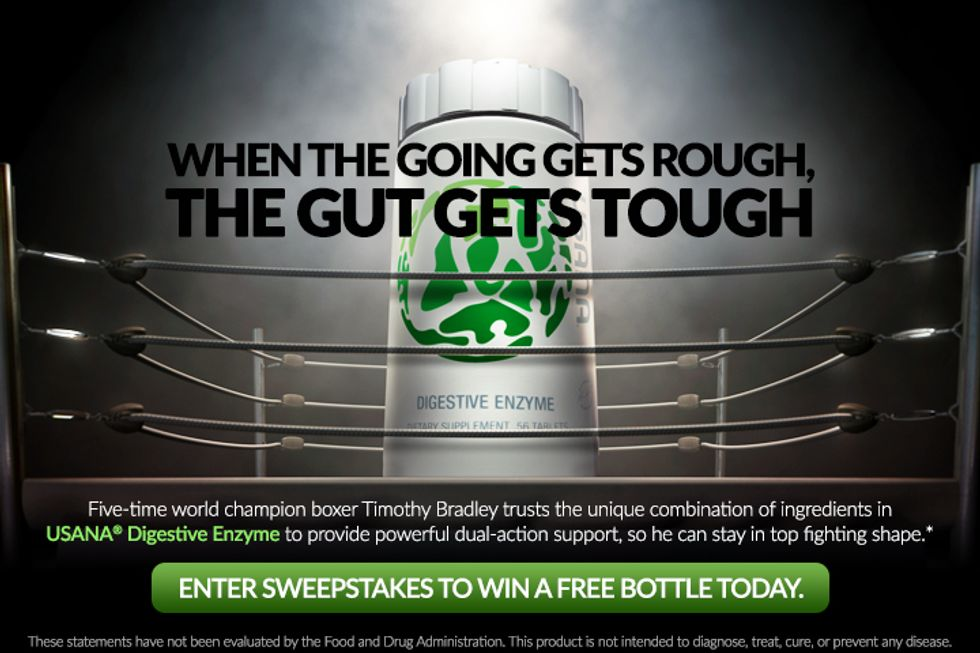 Digestive Enzyme Sweepstakes: Enter for a Chance to Win!