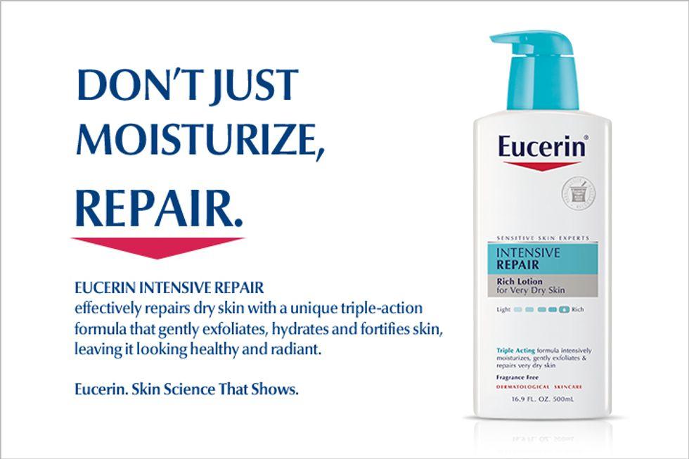 Enter to Win: Eucerin Intensive Repair Giveaway