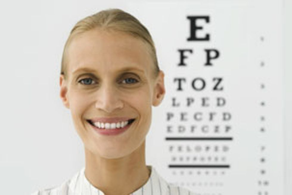 Does Having 20/20 Vision Mean Healthy Eyes?