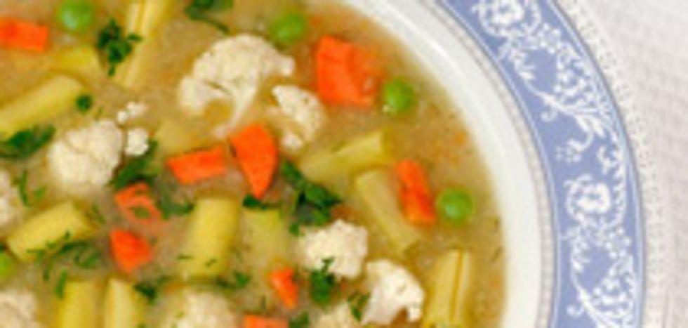 3 Healing Soups