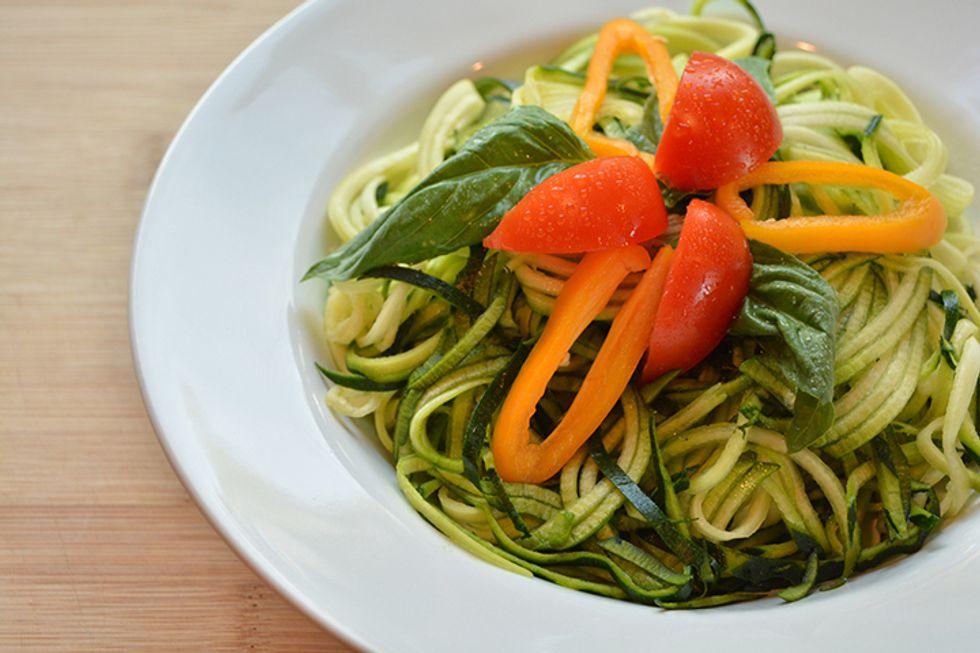 Rocco DiSpirito's No-Carb Noodles