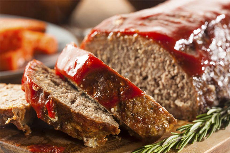 Sumara's Turkey Meatloaf