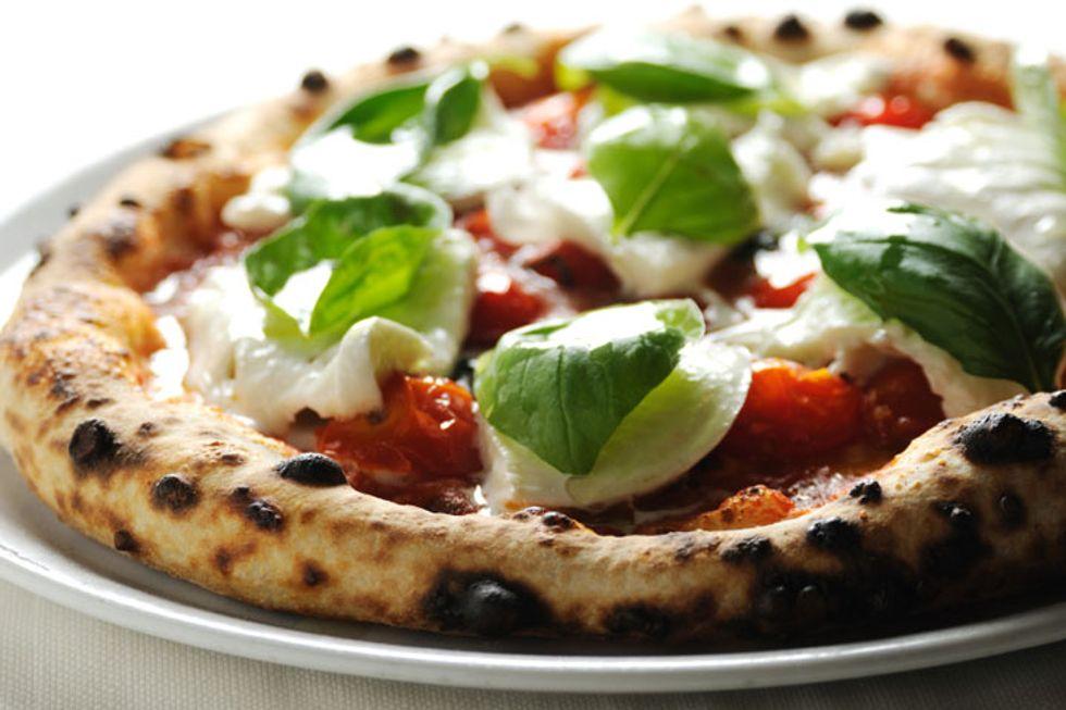 Healthy Veggie Lover's Pizza