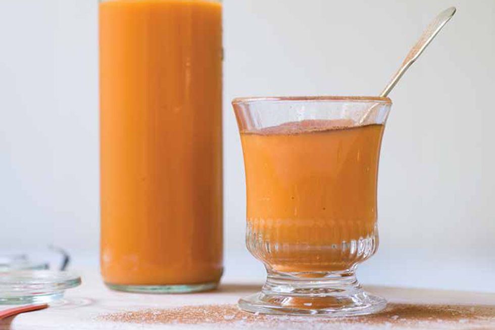 Carrot-Sweet Potato Blend