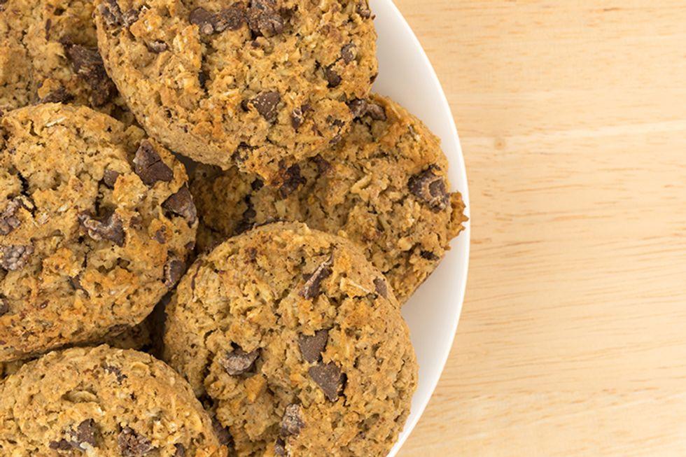 Oatmeal Super Chipacado Cookies