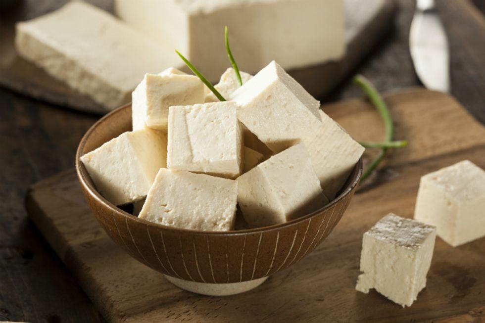 Chickpea Tofu