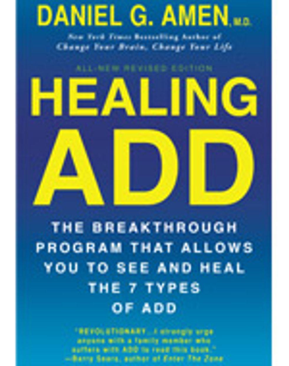 Healing ADD