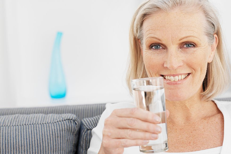 Electrolyte Water Recipe