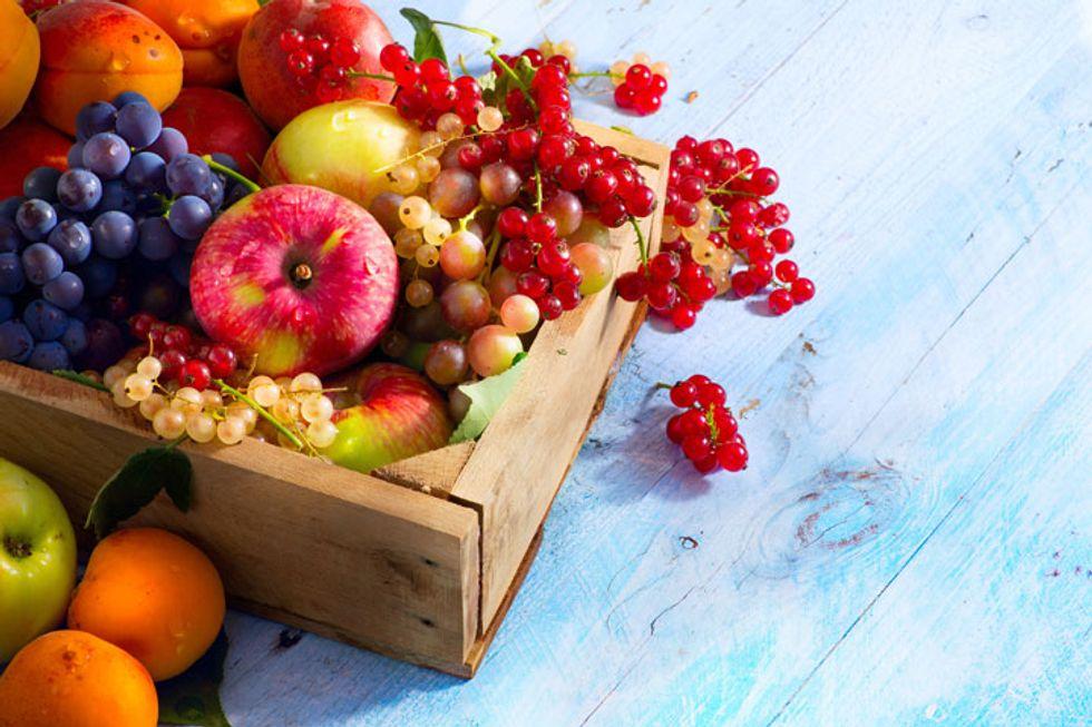 Low-Sugar Fruit Shopping List