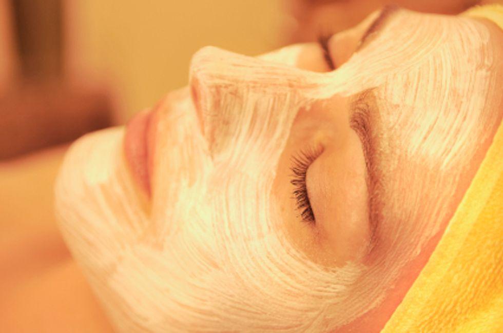 Banana Mash Face Mask