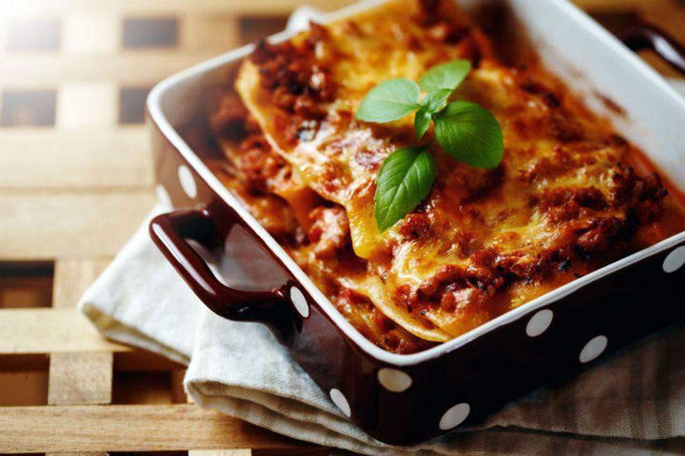Dorinda Medley's Lasagna