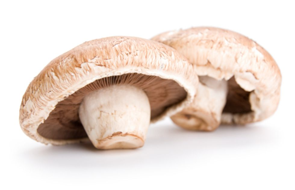 Art Smith's Portobello Mushroom Napoleon With Balsamic Reduction