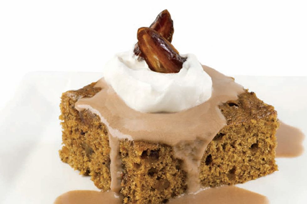 Tal Ronnen's Coffee Date Cake
