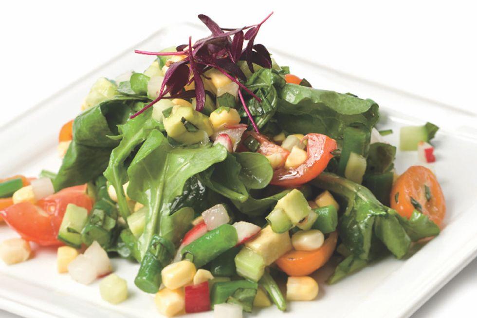 Tal Ronnen's Summer Chopped Salad