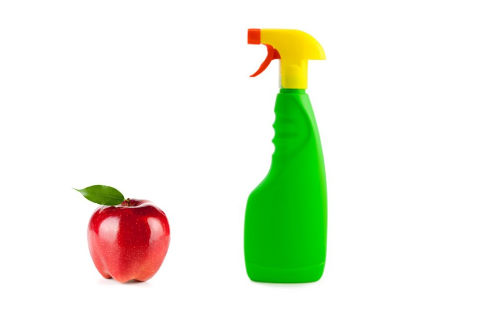Clean and Healthy Produce Spray