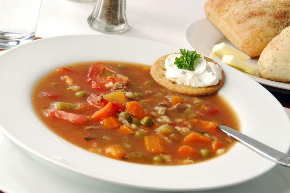 Garden Harvest Soup