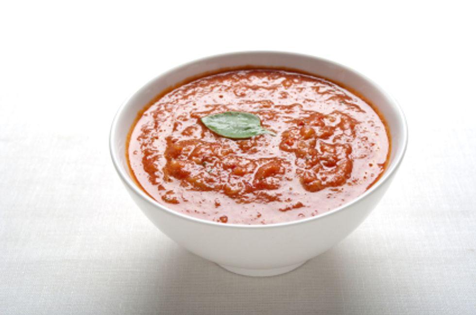 Dave Lieberman's Gazpacho