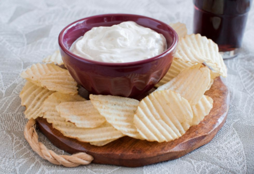 Dr. Oz's 7-Layer Fat-Fighting Dip
