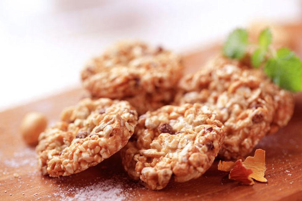 Post Grape-Nuts Cookies