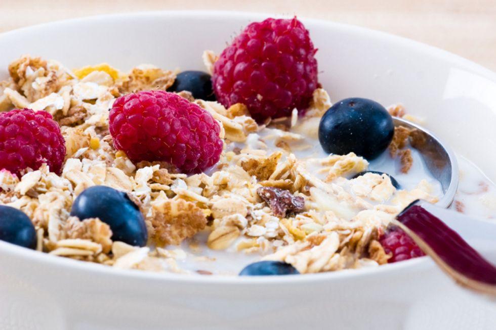 Muesli Power Breakfast