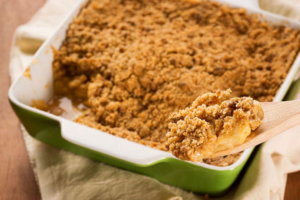Post Shredded Wheat Apple Crisp