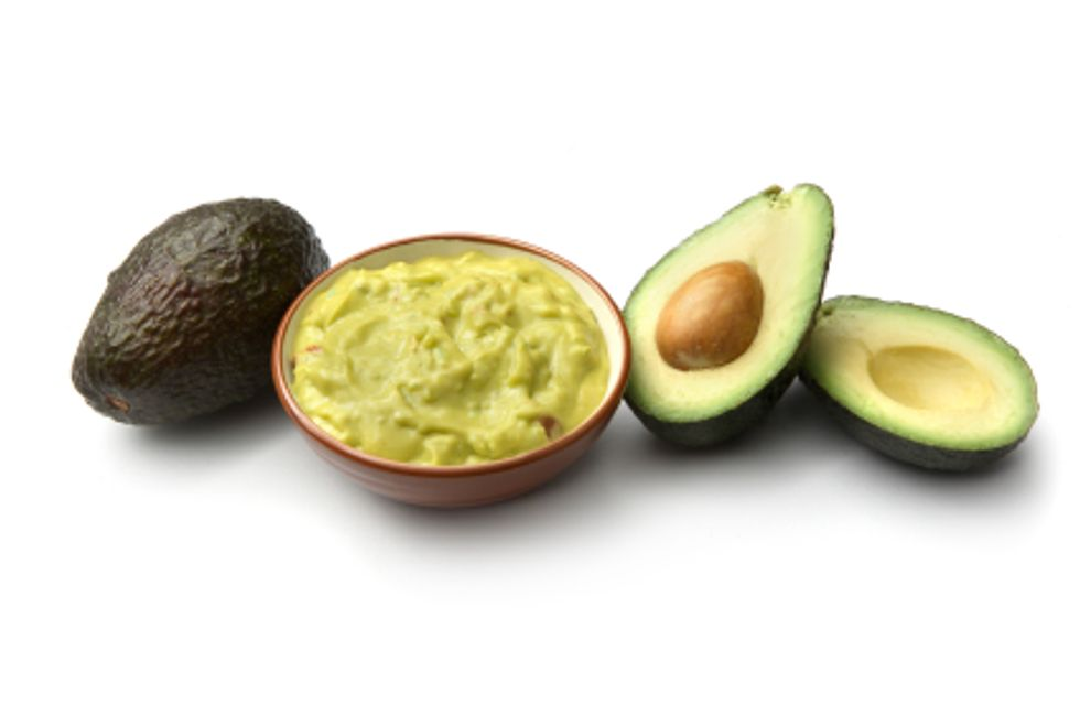 Guacamole for Babies