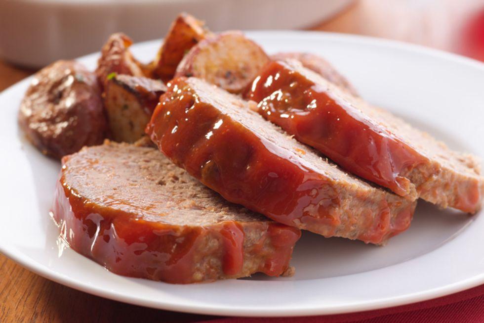 Tiffani Thiessen's Turkey Meatloaf