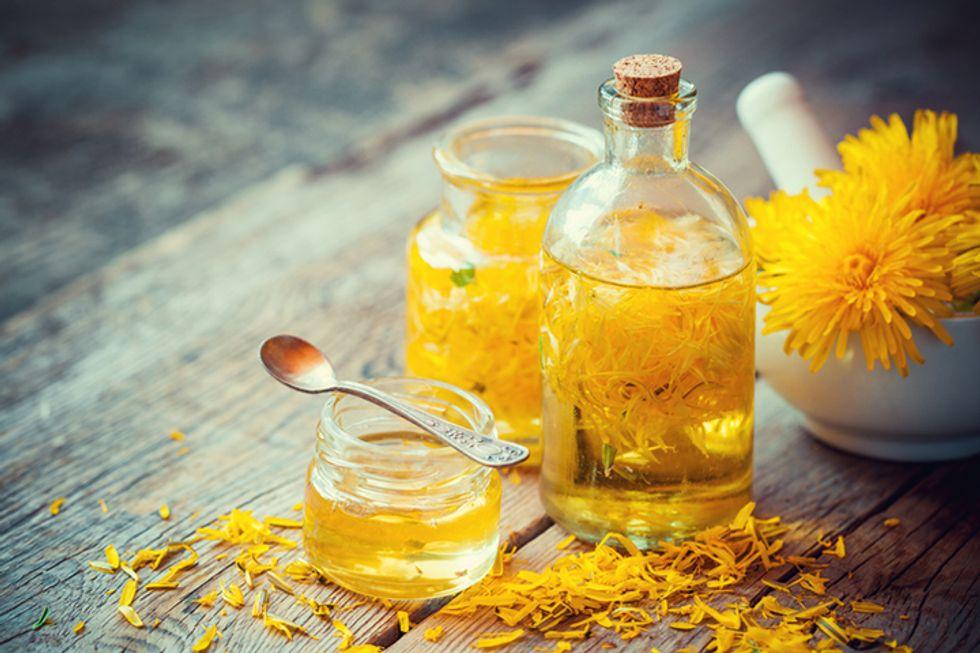 Homemade Lemon Essential Oil