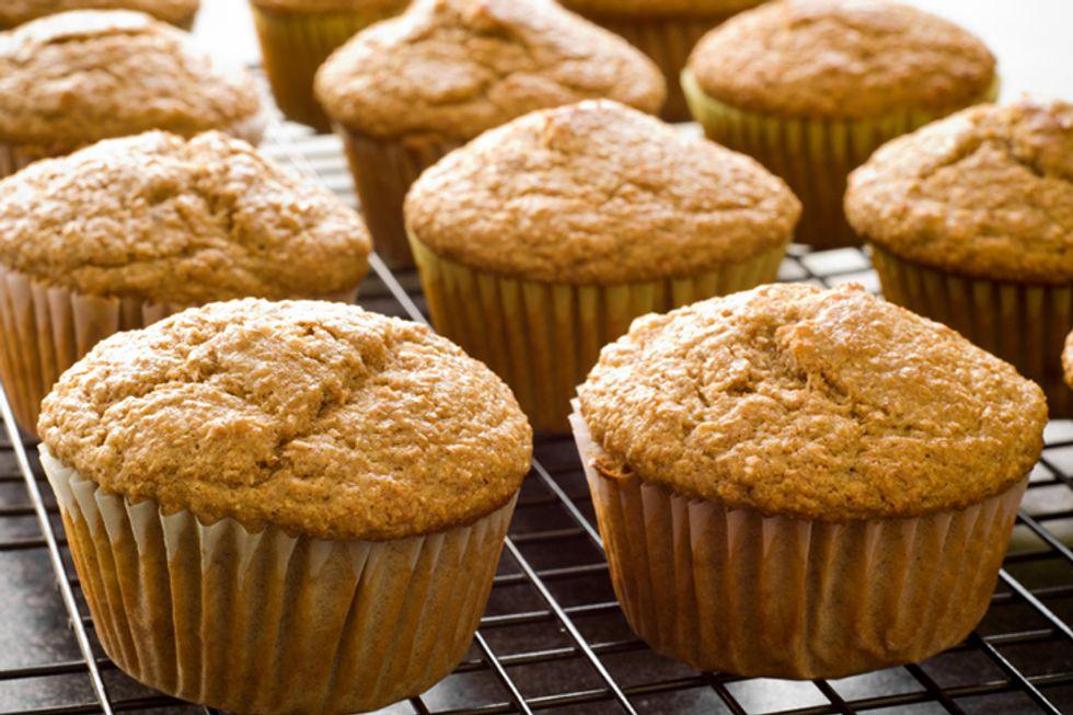 Chia Muffins