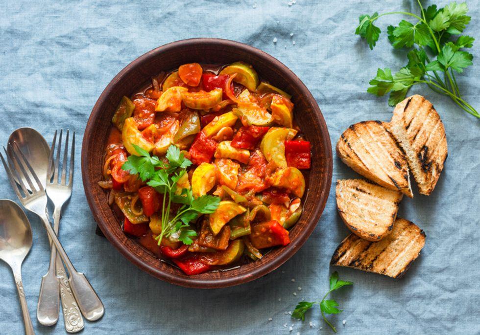 Nigella Lawson's Moroccan Vegetable Pot