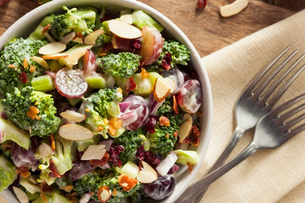 Gluten-Free Curried Waldorf Salad