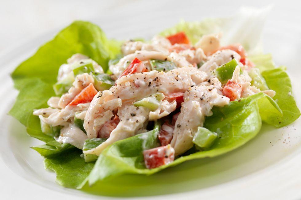 Gluten-Free Tarragon Chicken Salad