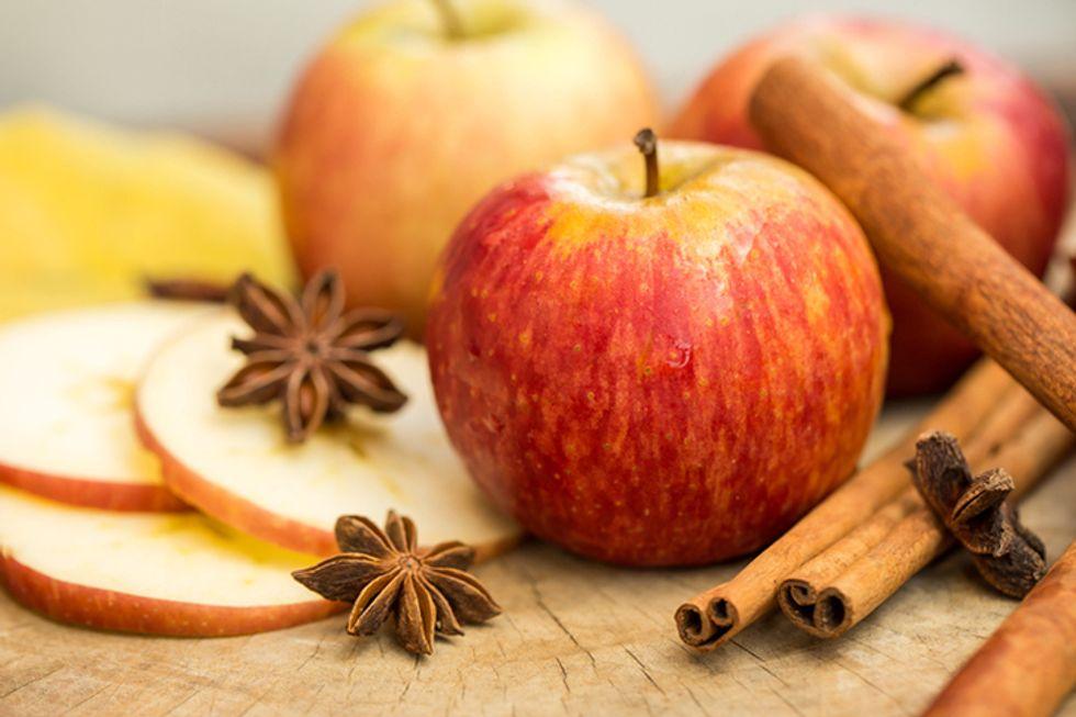 Apple Cinnamon Frittata
