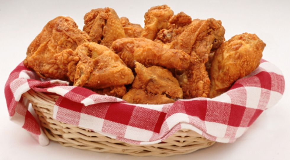 Todd Wilbur's Healthy Fried Chicken