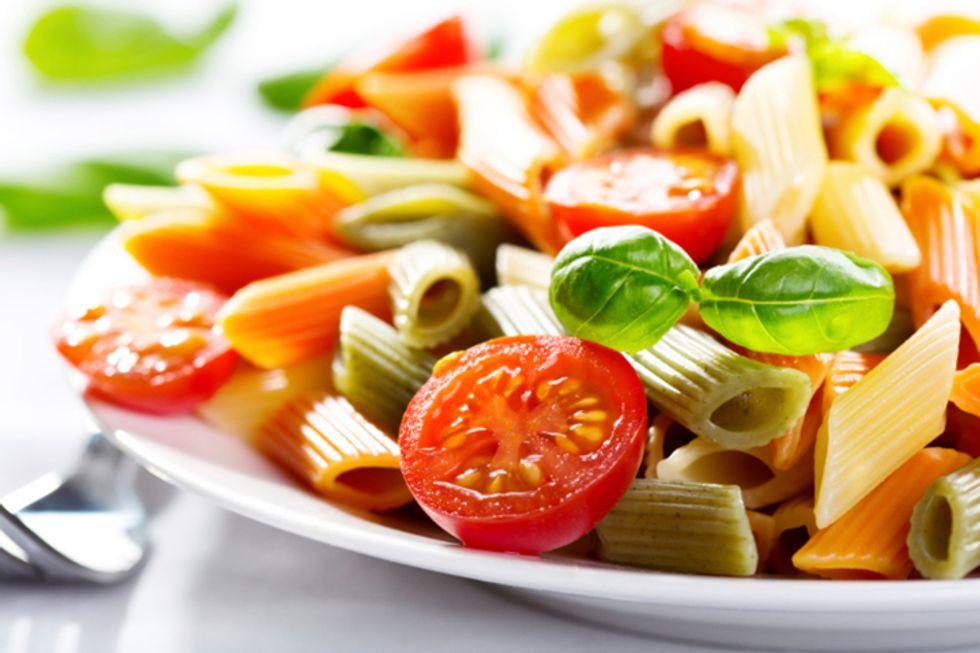 Mediterranean Remix Pasta