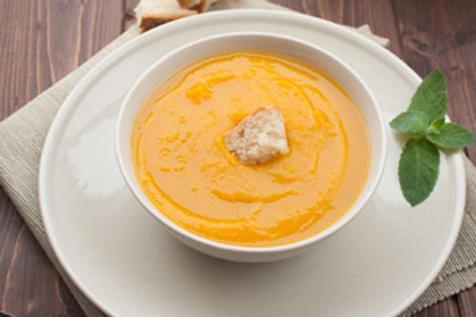 Dr. La Puma's Pumpkin Soup