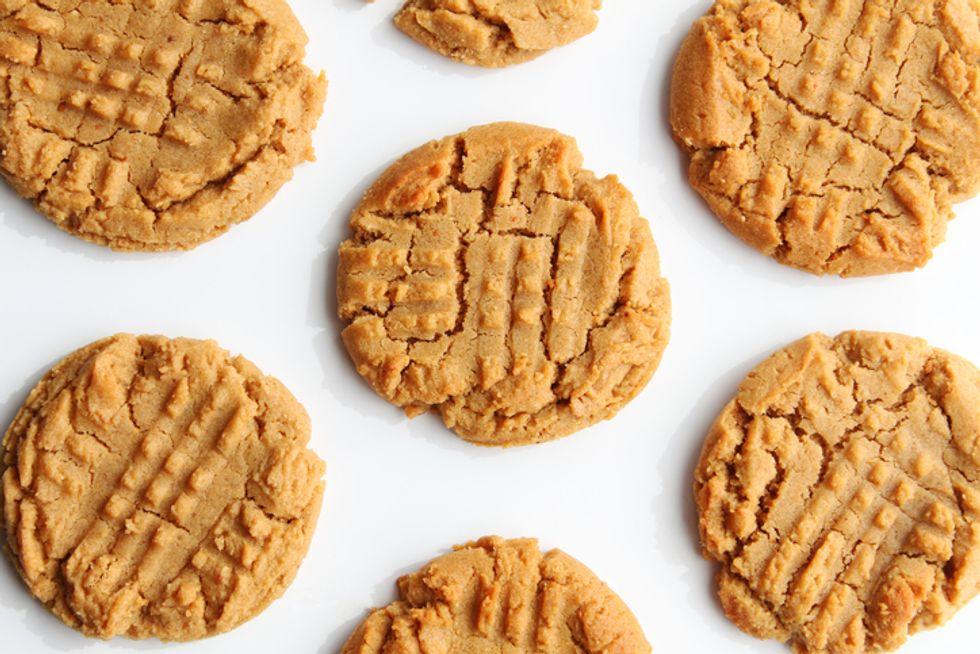 Dr. Mark Hyman's Flourless Cashew Butter Cookies